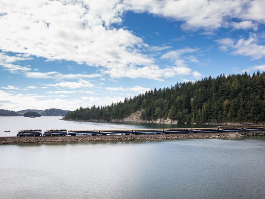 Rocky Mountaineer's train journey crosses Chuckanut