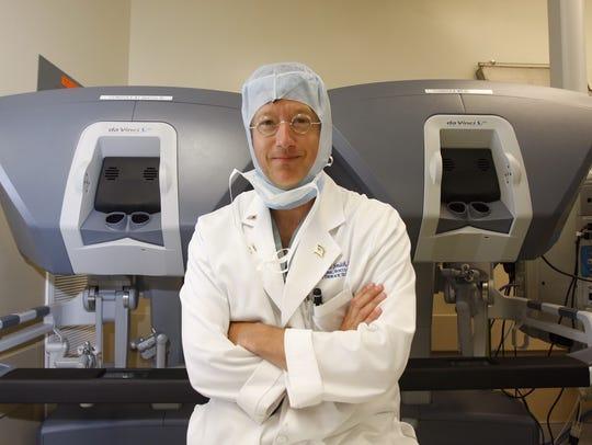 Cardiac surgeon J. Michael Smith spent 30 years of