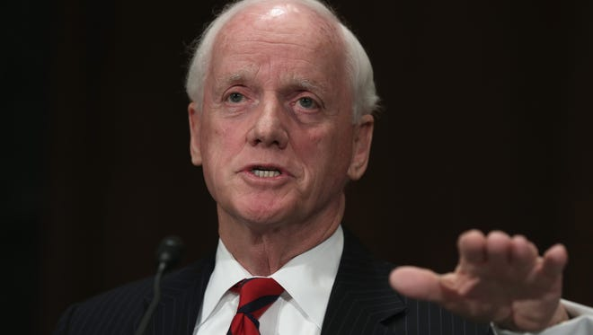 Former Oklahoma governor Frank Keating is president and CEO of the American Bankers Association.