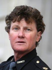 Major Charmaine McGuffey