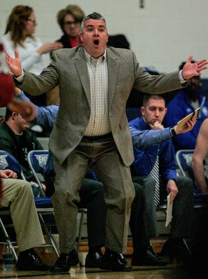Scott coach Brad Carr, with the help of the Northern Kentucky Basketball Coaches' Association, will put on a combine at Griffin Elite Sports and Wellness in Erlanger Saturday, March 26.