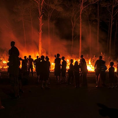 This weekend, check out fire, crafts, zombies, surfing, monsters and hoedown