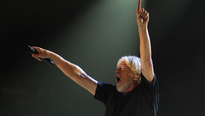 Bob Seger review kicks off his national tour in Saginaw on Wednesday, November 19, 2014.