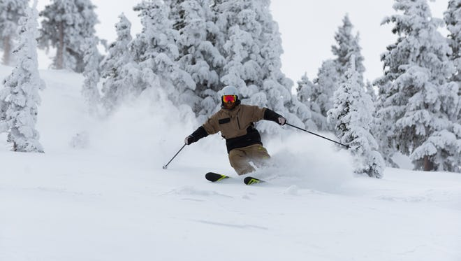 Arizona Snowbowl was open for the first Cinco de Mayo ever, May 5, 2017.