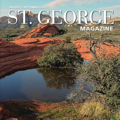 Aug. - Sept. St. George Magazine