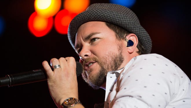 The Eli Young Band, which will play Aug. 7 at the Wisconsin Valley Fair in Wausau, was a headliner at Country USA in Oshkosh in June.