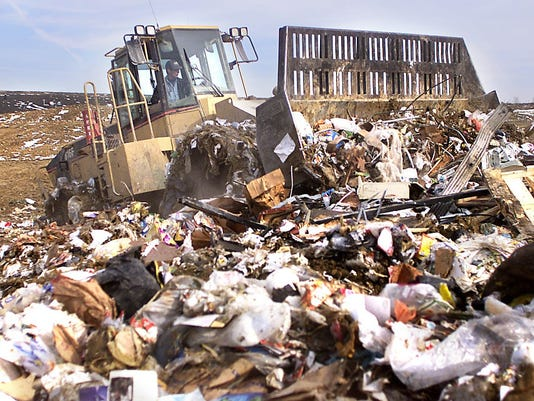 Iowa City landfill