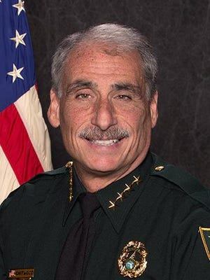 Volusia County Sheriff Mike Chitwood
