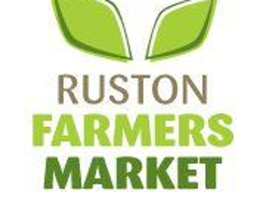 Ruston farmers market logo square