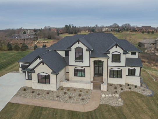 This West Des Moines house sold for $1.6 million.