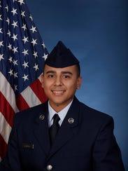U.S. Air Force Airman Sean A. Romero
