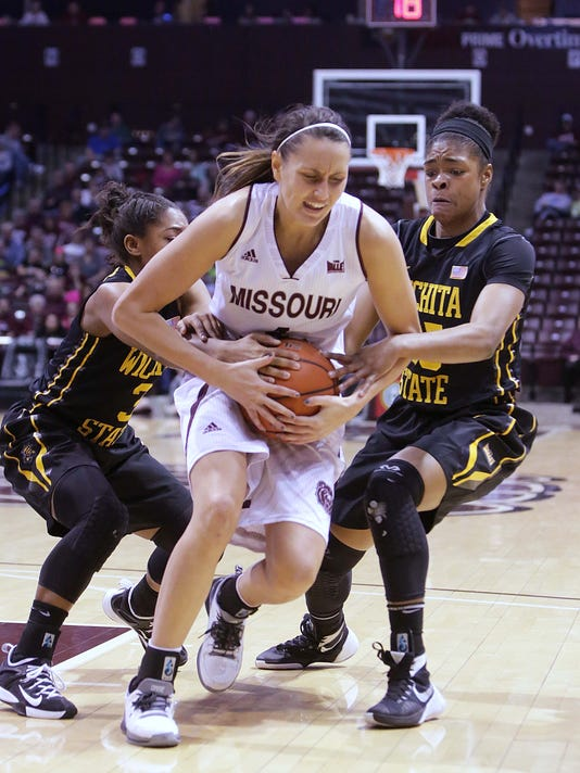 Lady Bears vs Wichita State