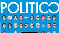Politico Magazine cover