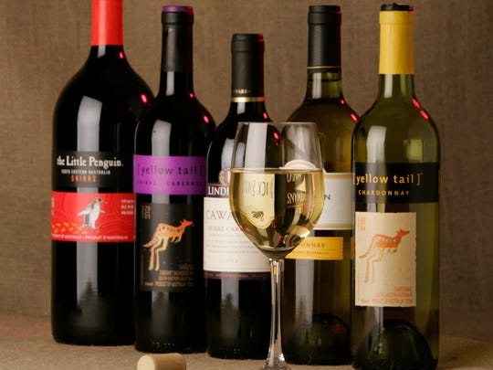 Yellow Tail and other large wine brands are being ordered more during the coronavirus pandemic.