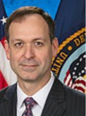 Peter O'Rourke, acting secretary of Veterans Affairs