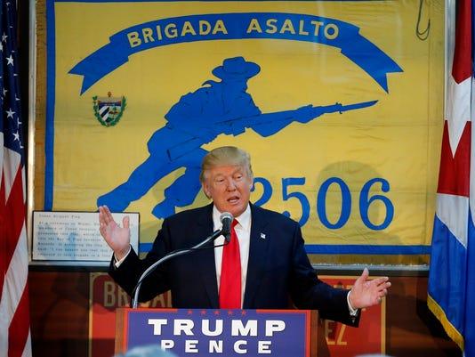 Trump Cuba story