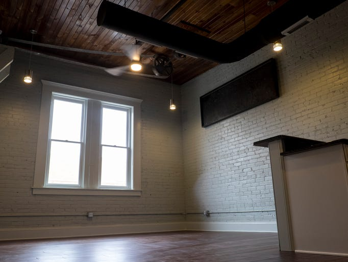 The new Midtown Loft apartments are located at 411