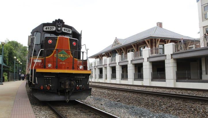 Spohr: Hoosier State left service at the station
