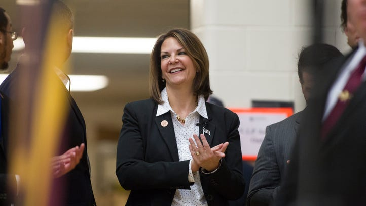 Republican Senate challenger Kelli Ward is feeling some blowback after calling incumbent Sen. John McCain, R-Ariz., old and weak and suggesting he may even die in office if he is re-elected this year.