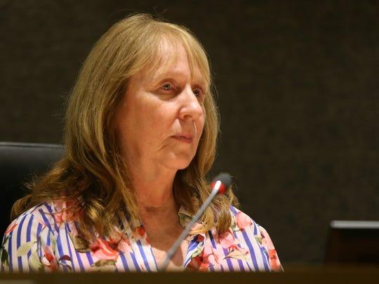 Rochester City School District Interim Superintendent Linda Cimusz.