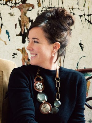 Kate Valentine (formerly Kate Spade) will be at Von Maur in Valley West Mall on November 12, 2016.
