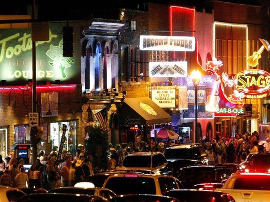Coronavirus concerns are grinding Nashville's music scene to a halt.