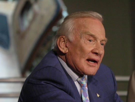 Apollo astronaut Buzz Aldrin, who lives in Satellite Beach and teaches at the Florida Institute of Technology, is in a dispute with his family involving the foundation that bears his name and other business interests.
