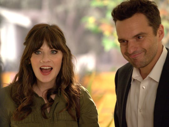 New Girl is the most popular female-led TV show, according to Google Trends data
