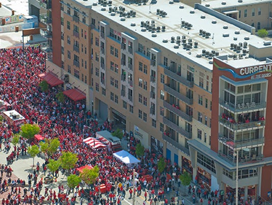 Block Party at The Banks Opening Day 2012