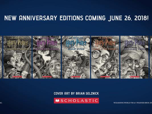 Harry Potter Brian Selznick