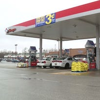 A 28-year-old man was shot on Saturday, Nov. 28, 2015, at the Cambridge Station Apartments in the 800 block of Broken Bow Trail in Indianapolis. He escaped to a Kroger fueling station about a mile away where he was found by police and medical workers.