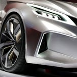 Get a sneak peek of hot new vehicles unveiled at Detroit Auto Show
