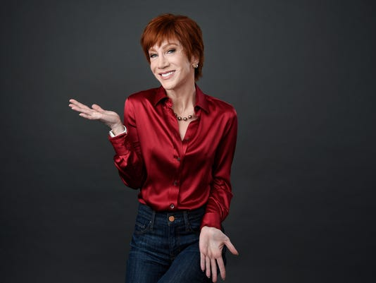 AP PEOPLE-KATHY GRIFFIN A ENT USA CA