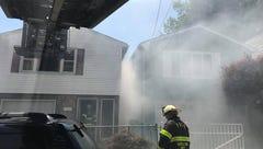 New Brunswick, Perth Amboy fires battled on Friday