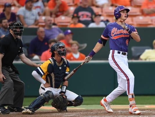 Clemson NCAA Regional baseball