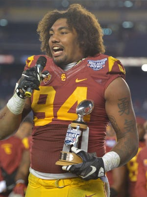 USC DL Leonard Williams may be the 2015 draft's best overall player.