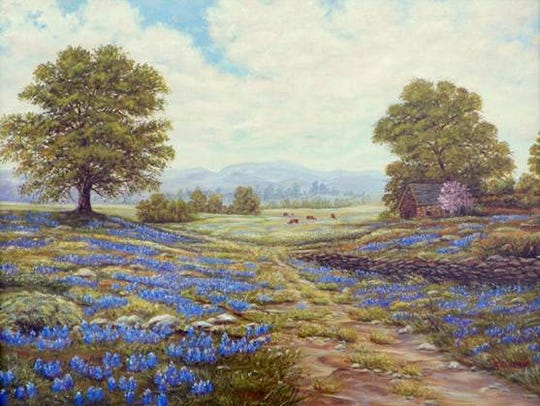 """""""Texas County"""" by Rosemary """"Rusty"""" Windham is among"""