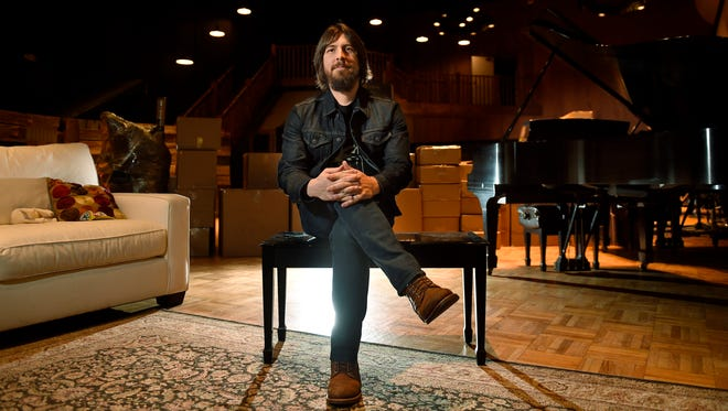 Dave Cobb has produced some of the most highly acclaimed albums Music City has seen in recent years.   visits the old RCA Studio A Saturday March 26, 2016, in Nashville, Tenn.