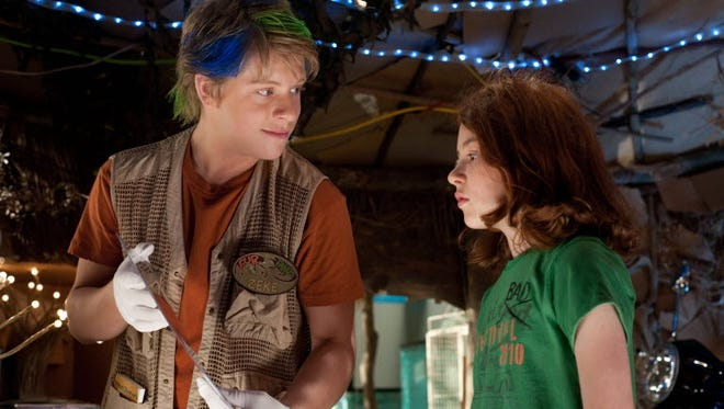 "Jackson Odell, left, and Jordana Beatty in 2011's ""Judy Moody and the Not Bummer Summer."""