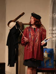 """Emily Girard as Penny Sycamore in """"You Can't Take It"""