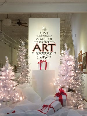 The Q Artists Cooperative will hold an opening reception for its holiday show on Nov 6.