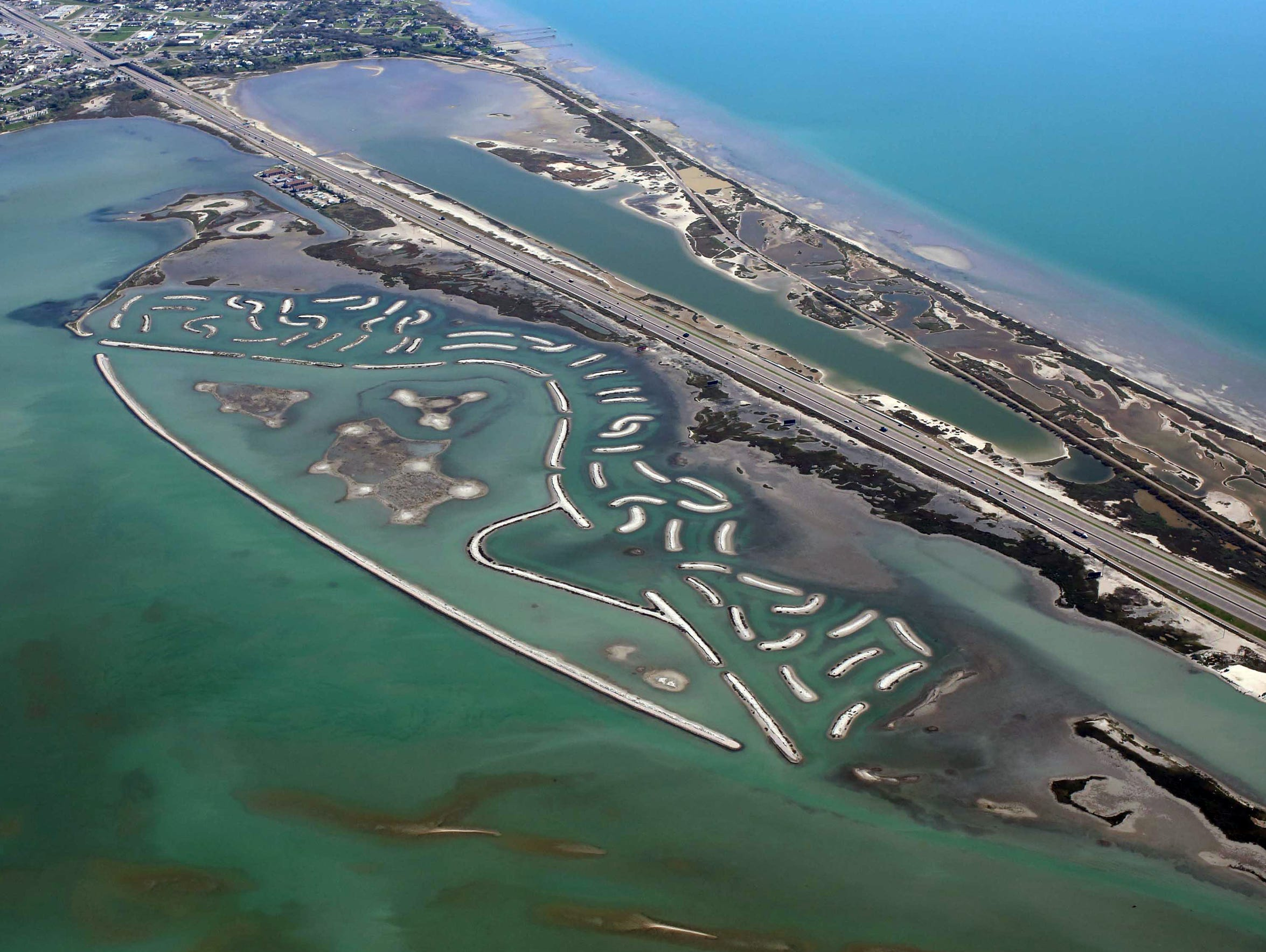 The Coastal Bend Bays & Estuaries Program created a
