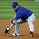 Dodgers fly to DC, head to Nationals Park for brief workout