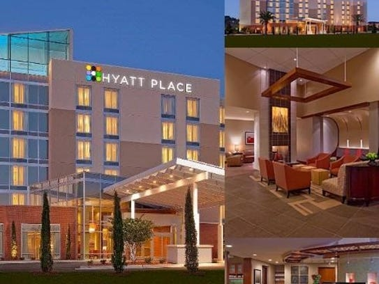 Hyatt Place is opening a five-story hotel, like this