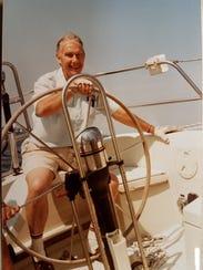 Philip Livingston was an avid sailor.