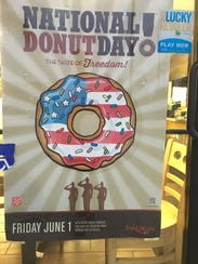 Master's Donuts in Oxnard will donate 10 percent of