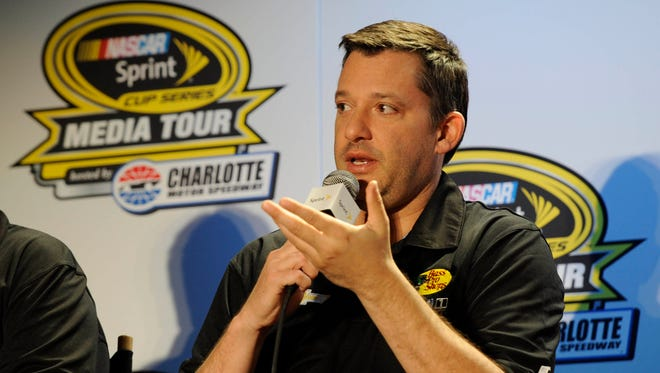 Tony Stewart missed Sprint Cup races at Watkins Glen International, Michigan International Speedway and Bristol Motor Speedway following the Aug. 9 death of Kevin Ward Jr.