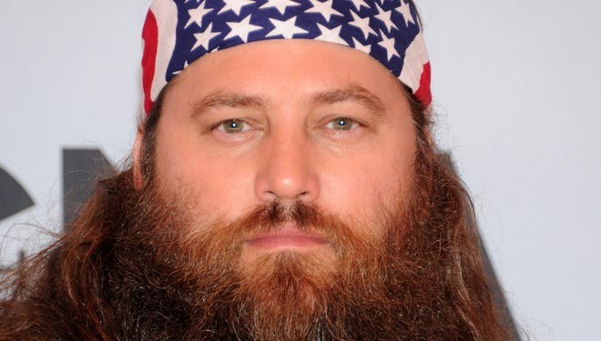 Willie Robertson, of 'Duck Dynasty,' arrives at the 47th annual CMA Awards in November.