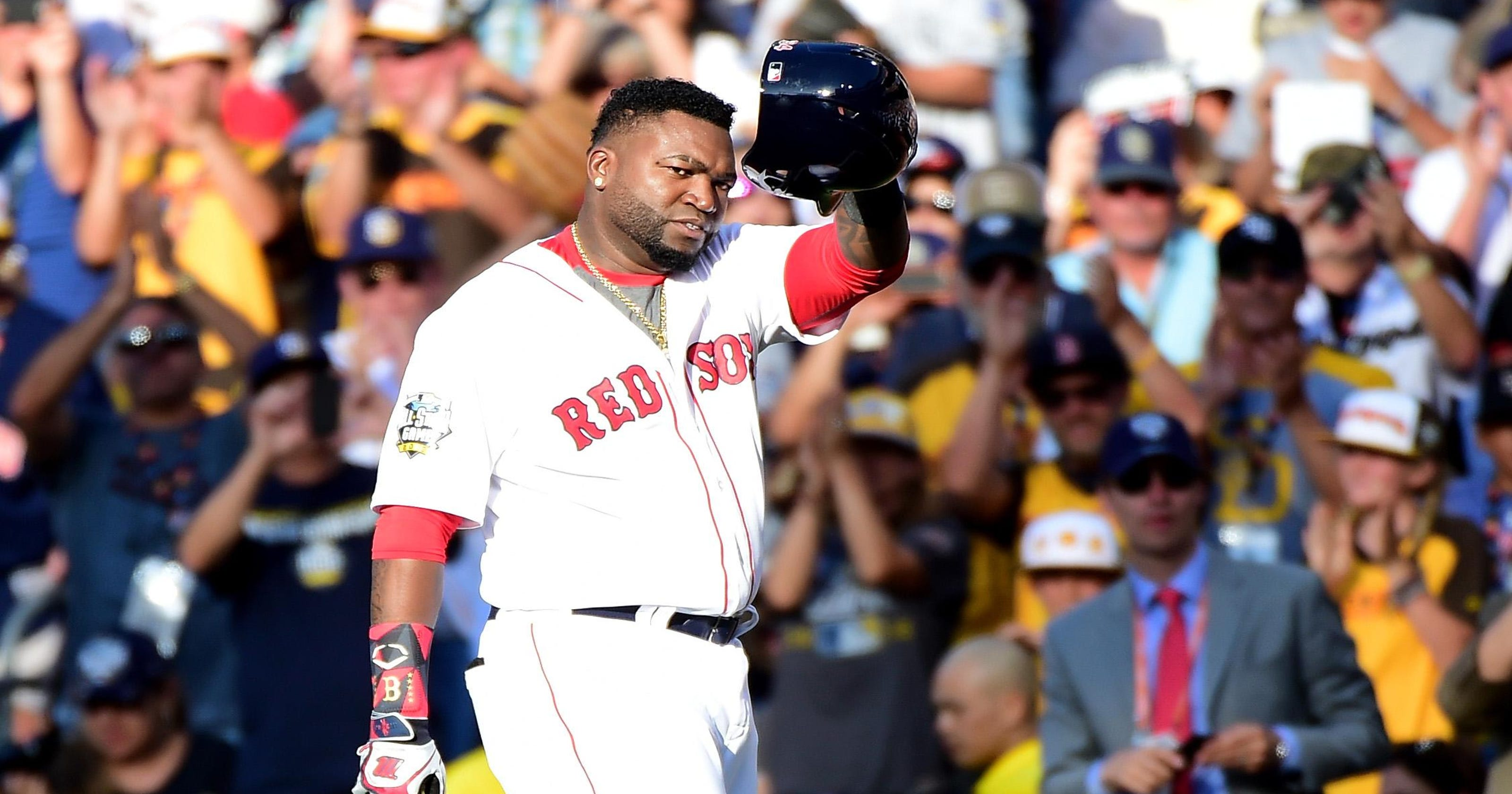 328b097410a Big Papi exits early in midsummer finale