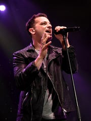 Marc Roberge will perform with O.A.R. on May 22 at Indianapolis Motor Speedway.
